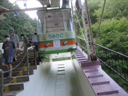 弥彦山ロープウェイは、新潟県西蒲原郡弥彦村の弥彦山にある索道。