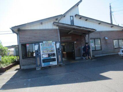 佐々木駅は、新潟県新発田市上中沢にある、JR東日本白新線の駅。