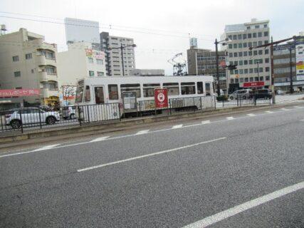 大雲寺前停留場は、岡山市北区にある、岡山電気軌道の停留場。