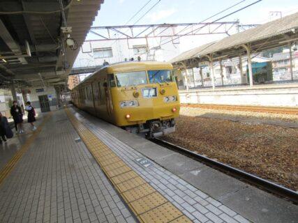 福山から尾道まで、古豪117系普通列車での移動です。