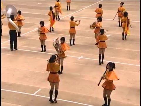 マーチング・バトントワリングの祭典/2010