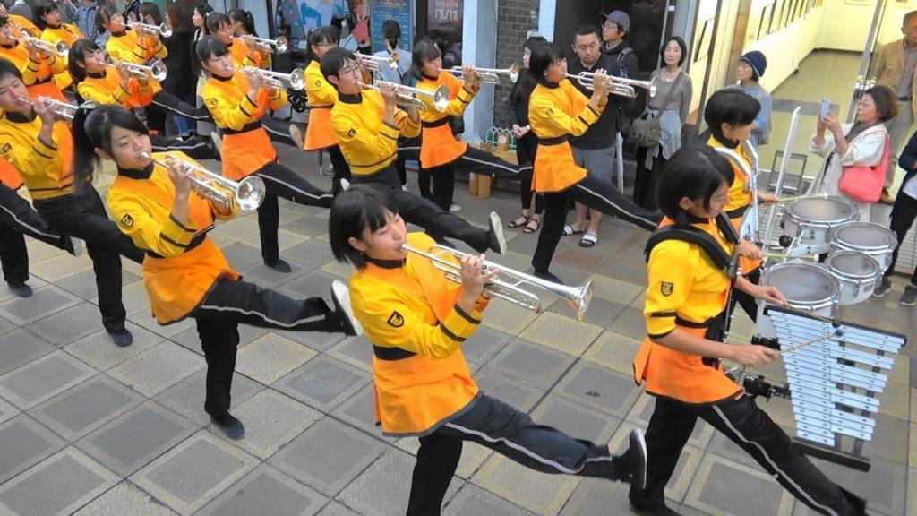 文化庁創立50周年記念パレード