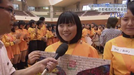 ローズパレード出演 KBS京都生中継