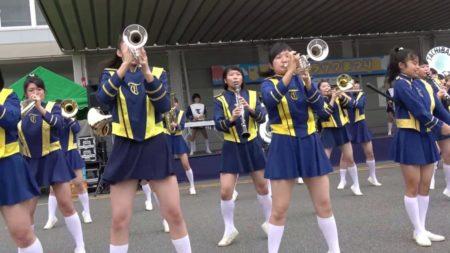 京都運輸支局構内 トラック祭り