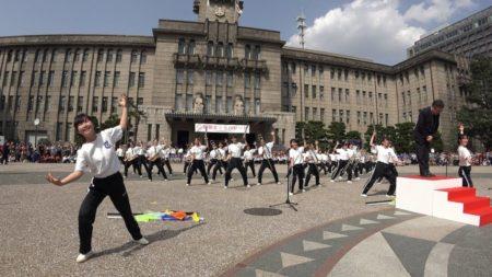 第14回京都さくらパレード交歓コンサート