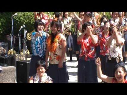 橘祭2010 水上ステージ