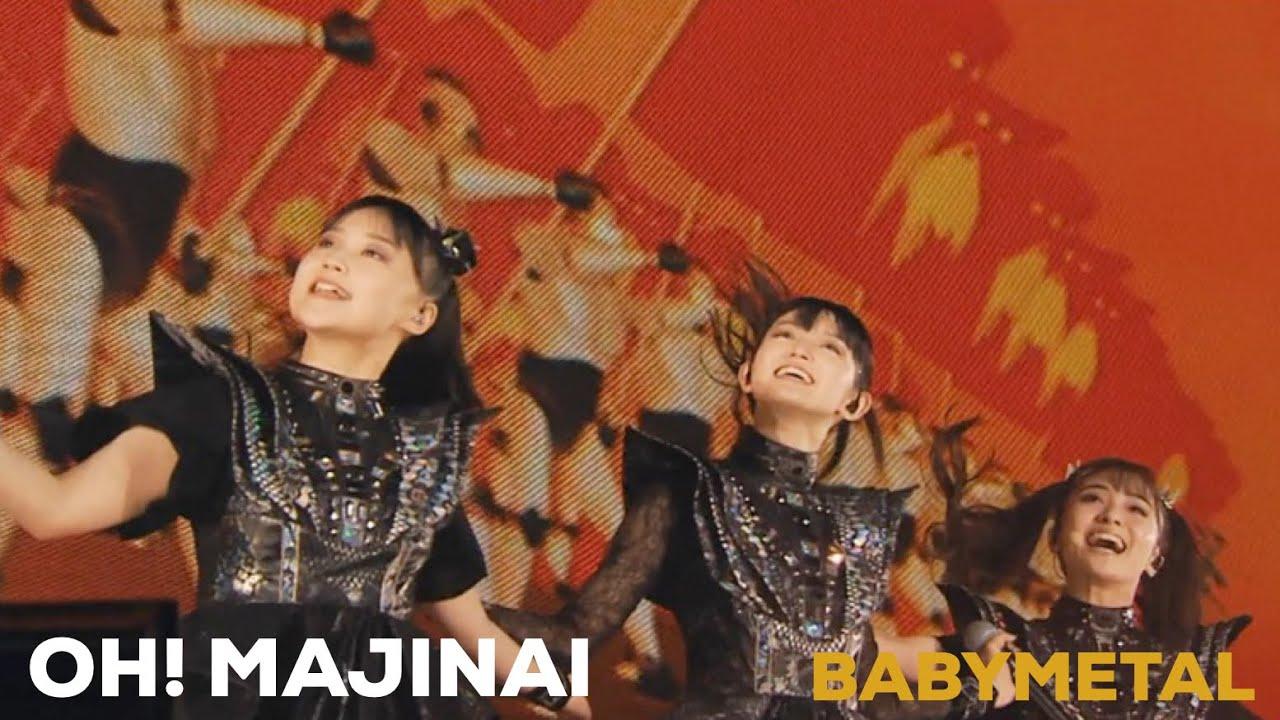 BABYMETAL – Oh! MAJINAI [LIVE]