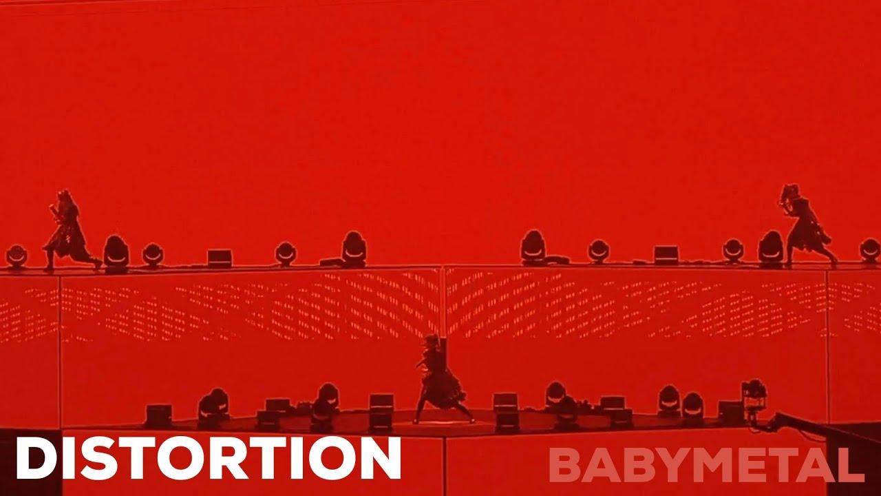 BABYMETAL – Distortion [LIVE PRO-SHOT]
