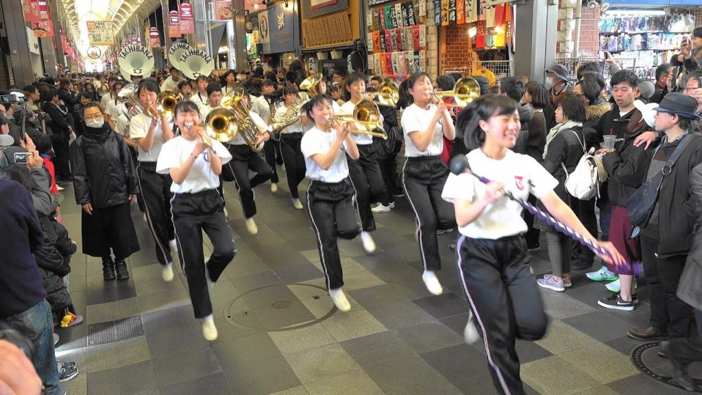 2019京都さくらパレード 街頭パレード