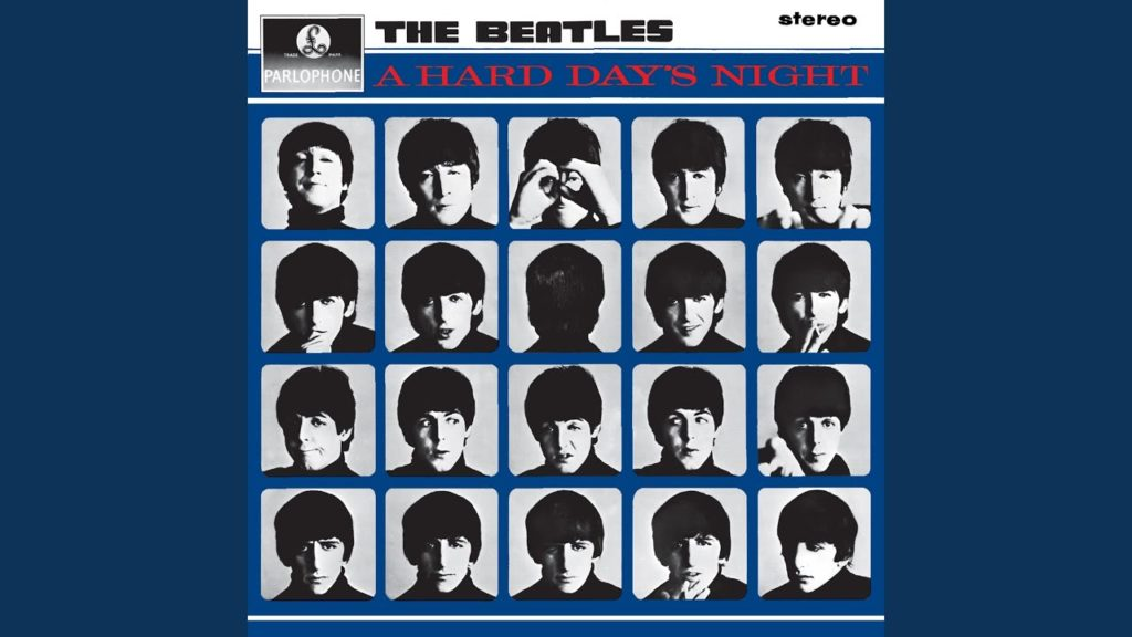 A Hard Day's Night – The Beatles