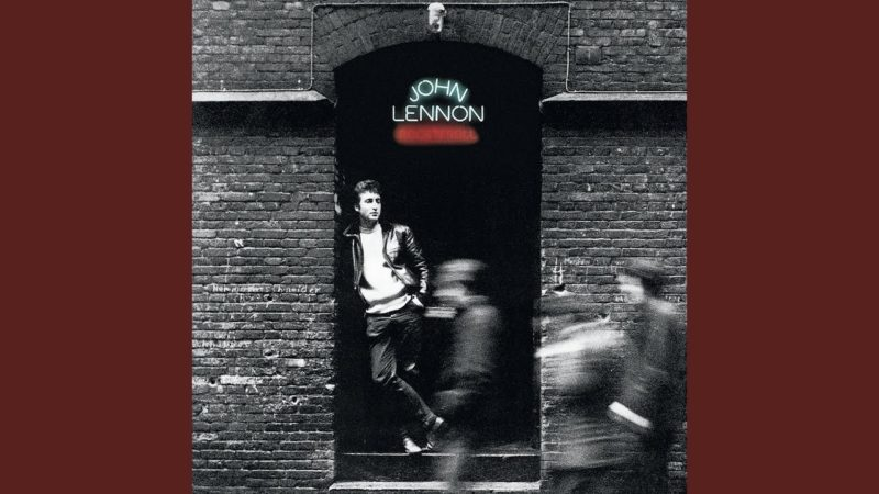 Ain't That A Shame – JOHN LENNON