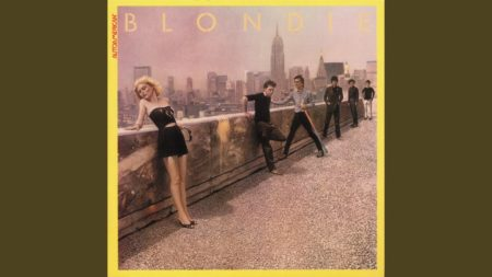 Blondie – Angels On The Balcony