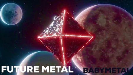 BABYMETAL – FUTURE METAL [LIVE PRO-SHOT]