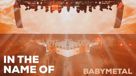 BABYMETAL – IN THE NAME OF [LIVE PRO-SHOT]