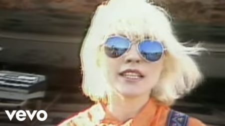 Blondie – Union City Blue