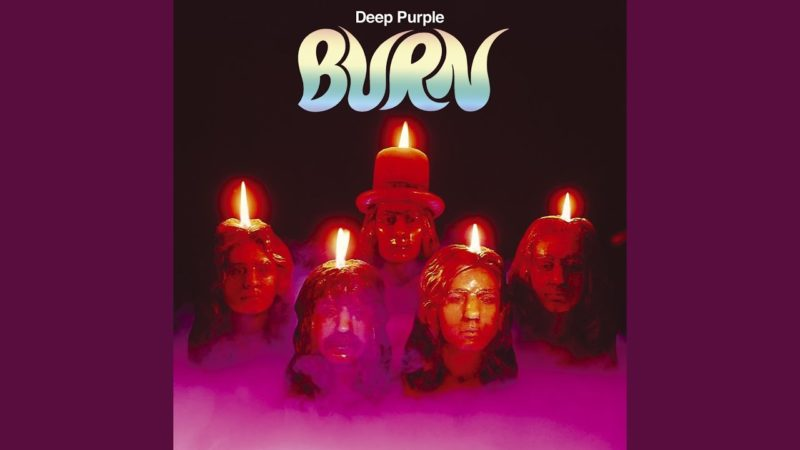 Burn – Deep Purple