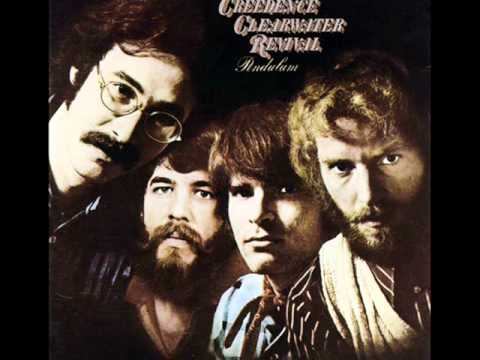 Born To Move – Creedence Clearwater Revival
