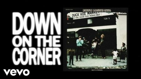 Down On The Corner – Creedence Clearwater Revival