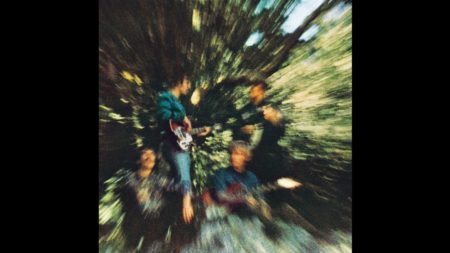 Good Golly Miss Molly – Creedence Clearwater Revival