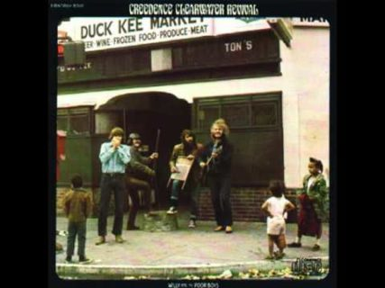 Poorboy Shuffle – Creedence Clearwater Revival