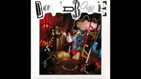 '87 And Cry – David Bowie