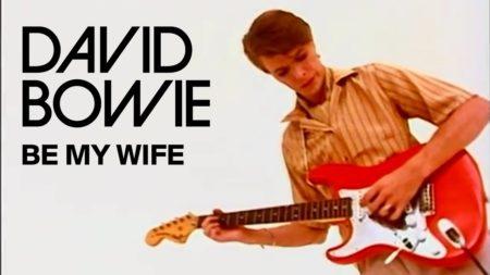 Be My Wife – David Bowie