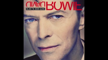 Black Tie White Noise – David Bowie