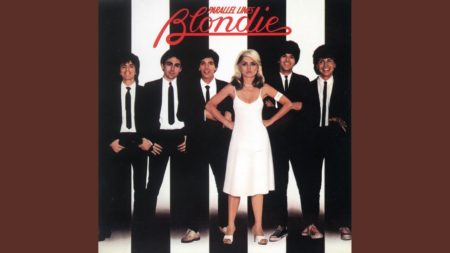 Blondie – Fade Away And Radiate