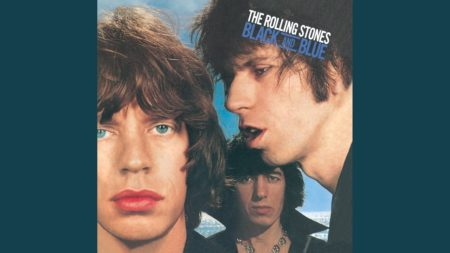 Fool To Cry – Rolling Stones