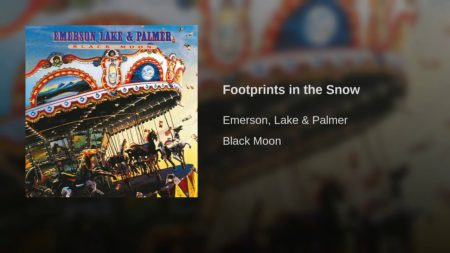 Footprints in the Snow – Emerson Lake & Palmer