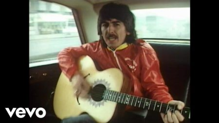 Faster – George Harrison