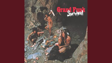 Gimme Shelter – Grand Funk Railroad