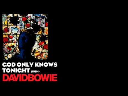 God Only Knows – David Bowie