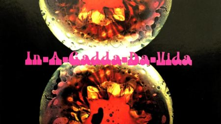 IRON BUTTERFLY IN- A-GADDA-DA-VIDA