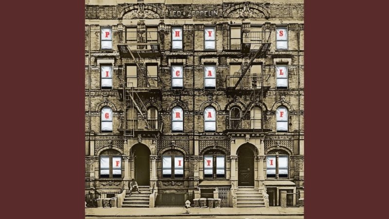 In My Time of Dying – Led Zeppelin