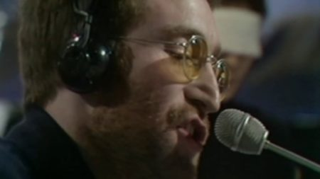 Instant Karma! (We All Shine On) – JOHN LENNON  The Plastic Ono Band