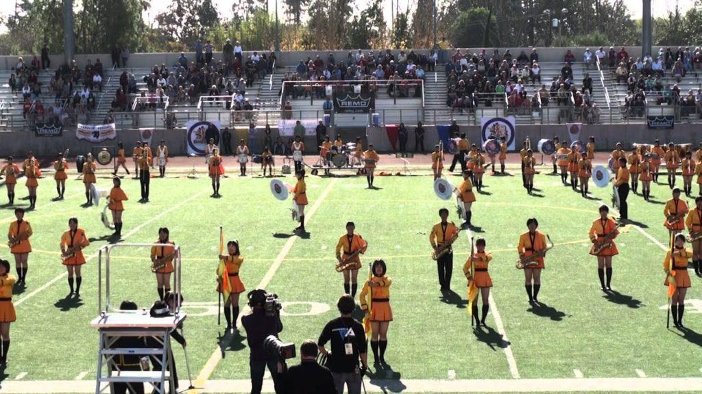2012 Pasadena Bandfest
