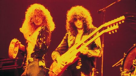 Led Zeppelin – Immigrant Song (Live 1972)