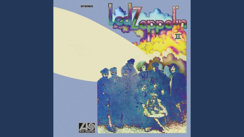 Living Loving Maid (She's Just a Woman) – Led Zeppelin
