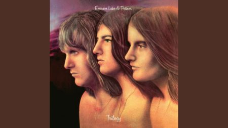 Living Sin – Emerson Lake & Palmer