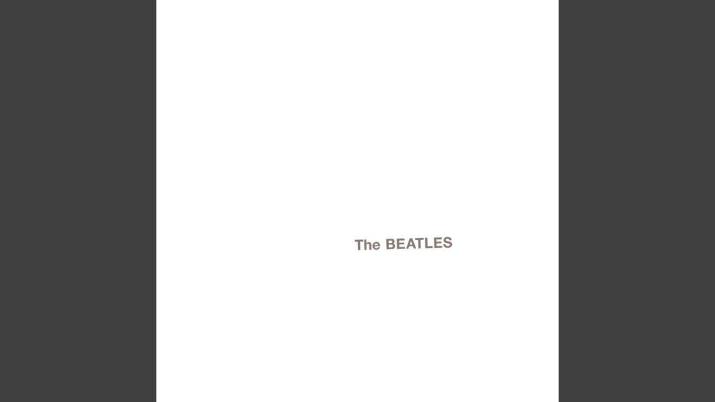 Long, Long, Long – The Beatles