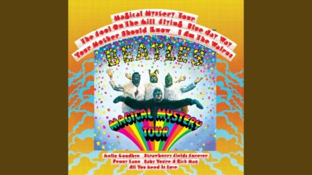 Magical Mystery Tour – The Beatles