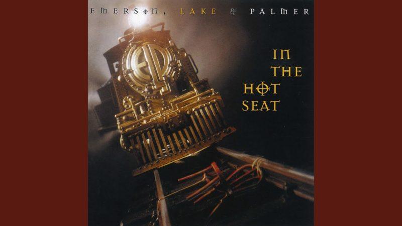 Man In The Long Black Coat – Emerson Lake & Palmer