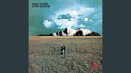 Mind Games – JOHN LENNON