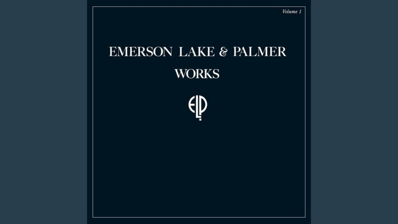Nobody Loves You Like I Do – Emerson Lake & Palmer