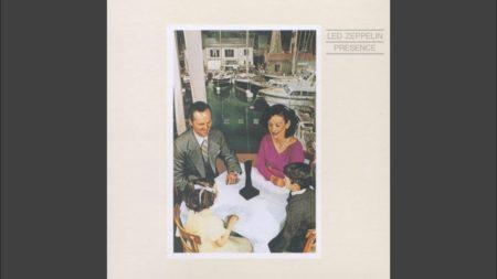 Nobody's Fault but Mine – Led Zeppelin