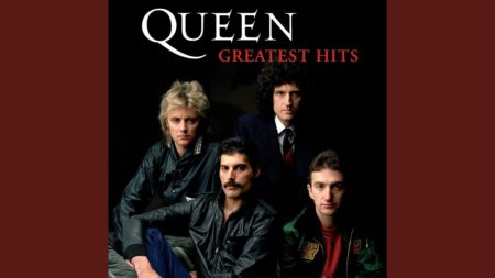 Queen – Now I'm Here