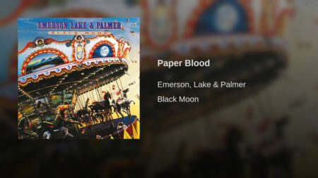 Paper Blood – Emerson Lake & Palmer