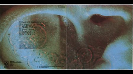 Pink Floyd – Meddle (Album)