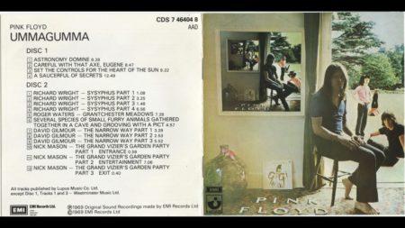 Pink Floyd – Ummagumma (album)